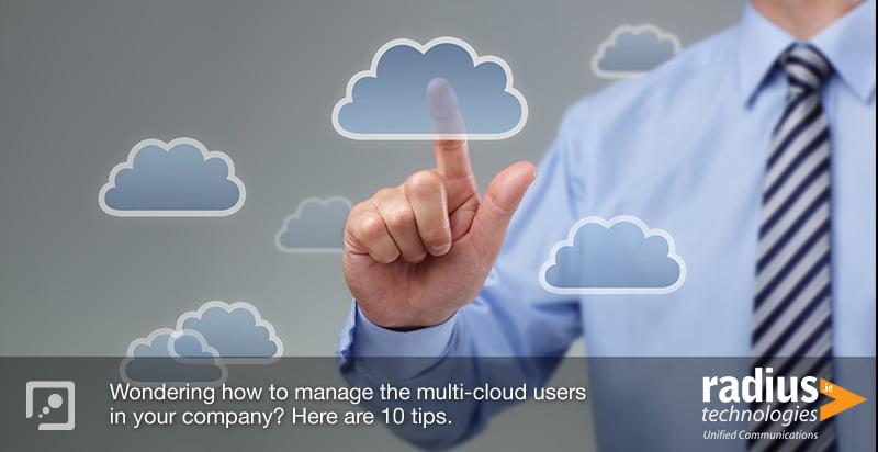 Managing Multi-Cloud Services